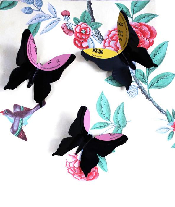 Fused butterflies